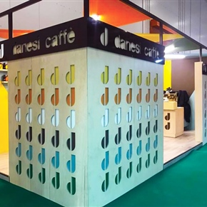 Danesi cafe (exhibition stand)